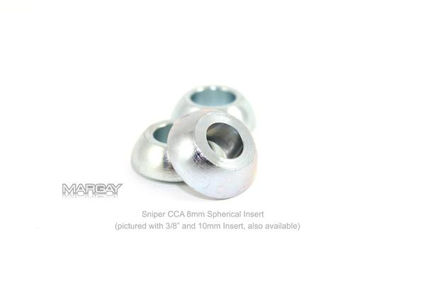 Sniper CCA Spherical Insert