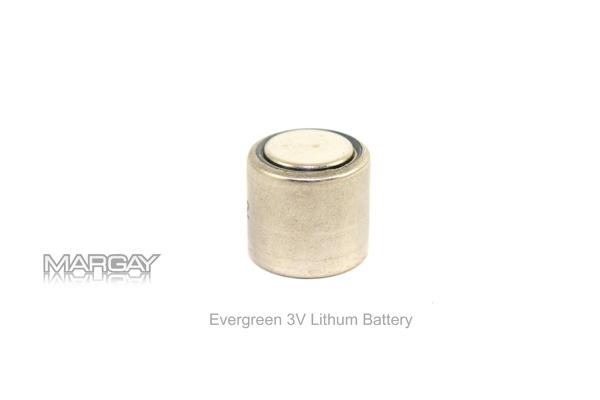Evergreen 3V Lithium Battery