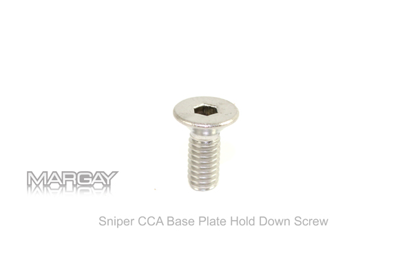 Sniper CCA Base Plate Hold Down Screw
