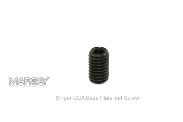 Sniper CCA Base Plate Set Screw