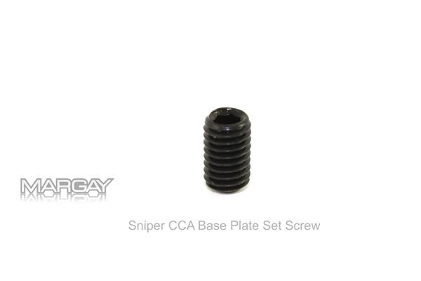 Sniper CCA Base Plate Set Screw