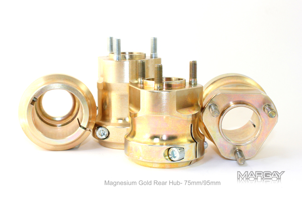50mm Magnesium Wheel Hub