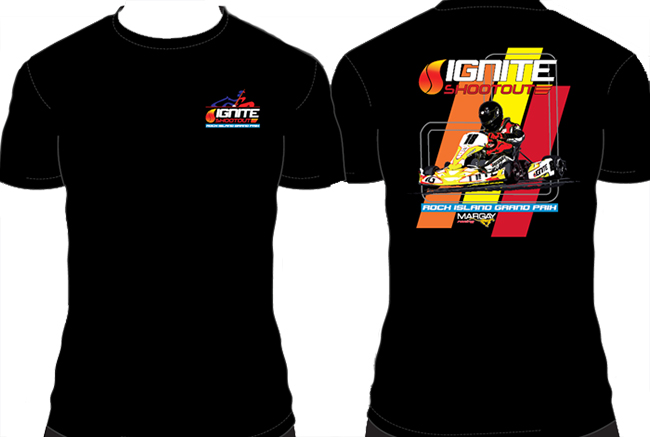 2018 Ignite Shootout T-Shirt