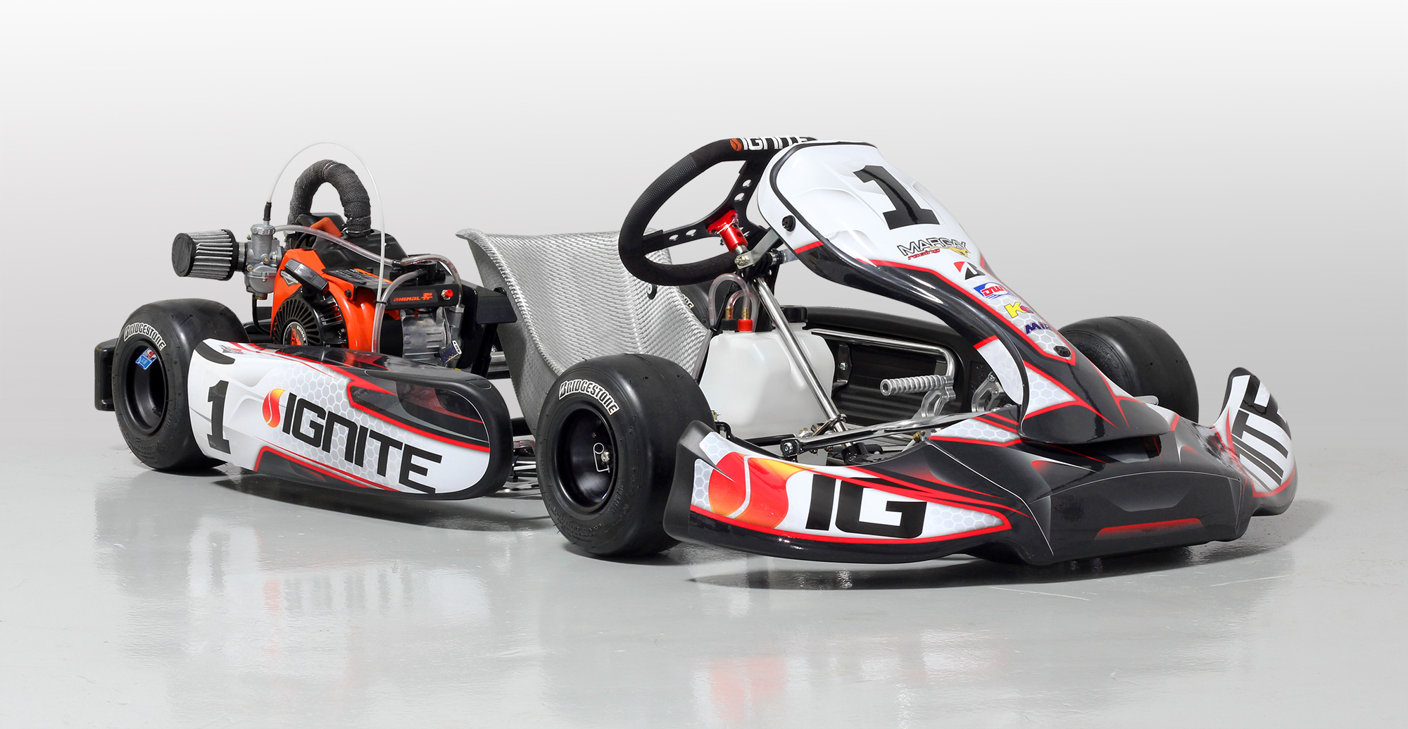 2016 Ignite K2 Chassis