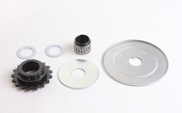 Hilliard Flame Needle Bearing and Sprocket Upgrade Kit