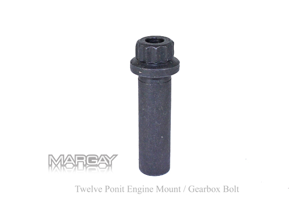 Twelve Point Engine Mount/Gearbox Bolt