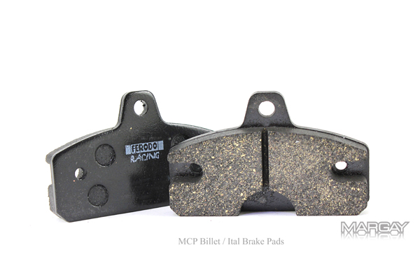 MCP Billet / Ital Brake Pads