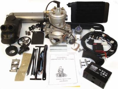 MY09 Parilla 125cc Leopard Engine Kit