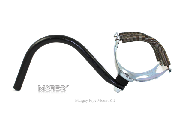 Margay Pipe Mount Kit