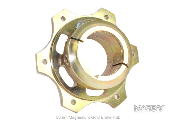50mm Magnesium Brake Hub