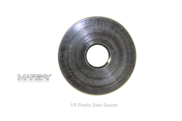 Plastic Seat Spacer 1/8""