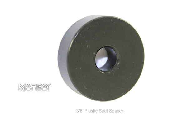 Plastic Seat Spacer 3/8""