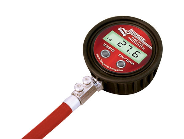 Longacre Pro Digital Tire Gauge