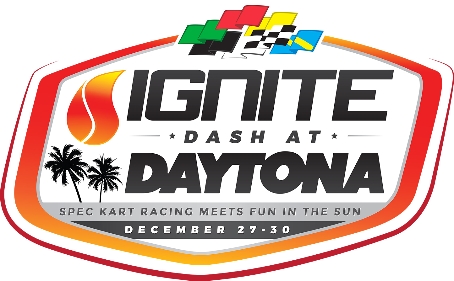 Ignite Dash at Daytona (December 27-30)