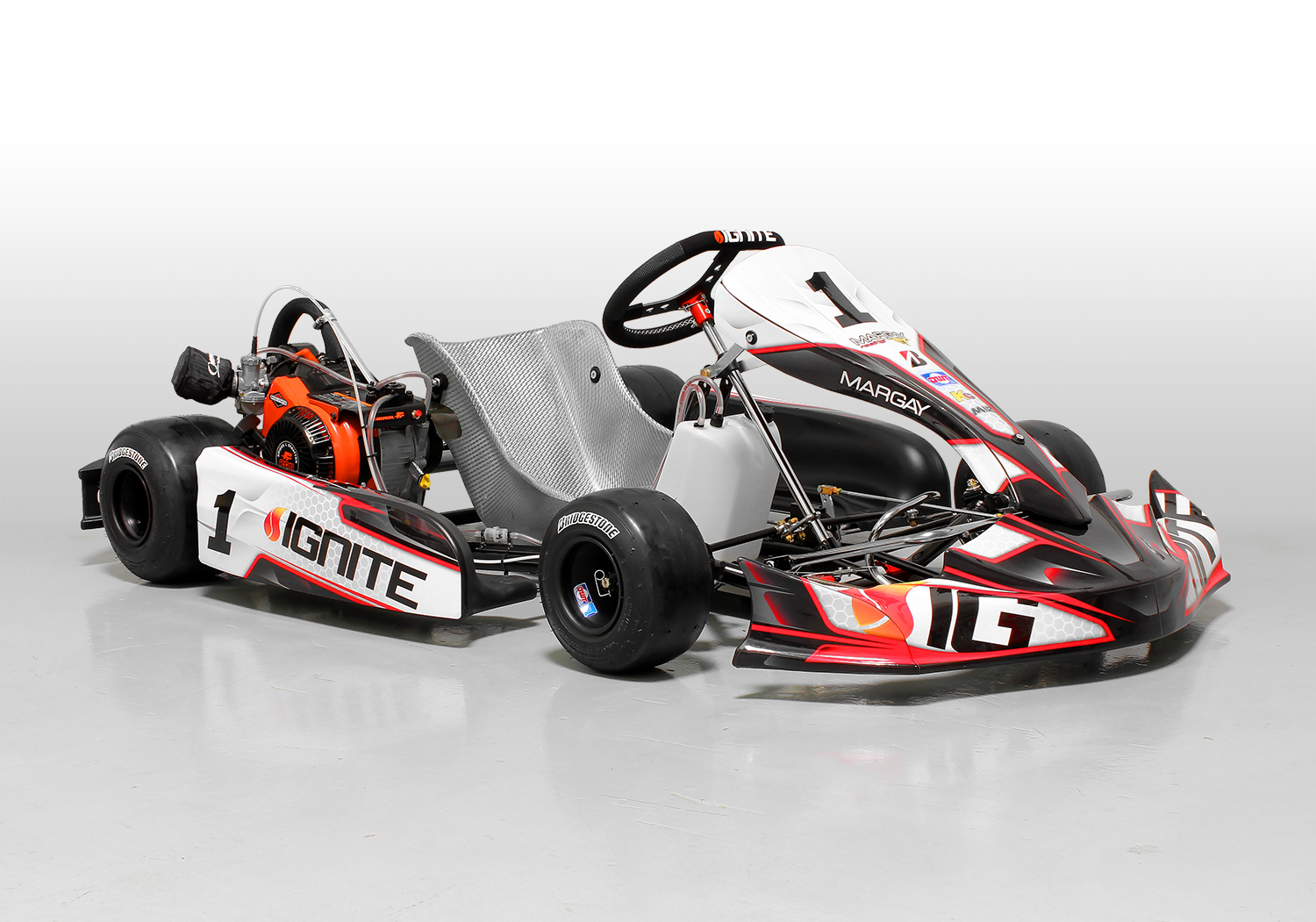 Margay Racing / Shop / 2018 Ignite K3 Chassis