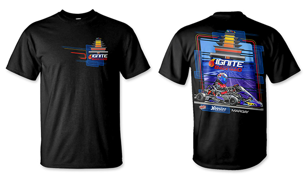 2019 Indianapolis Battle at the Brickyard Event T-Shirt
