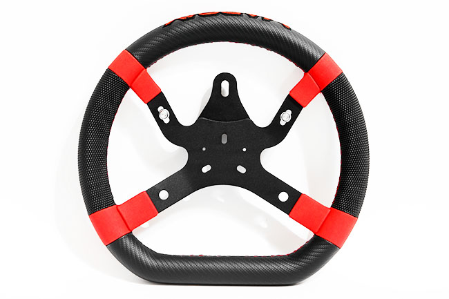 Team Margay KG M5 Steering Wheel