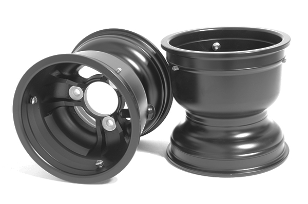 "TruSpeed 5"" x 130mm Hub Mount Magnesium Wheel"