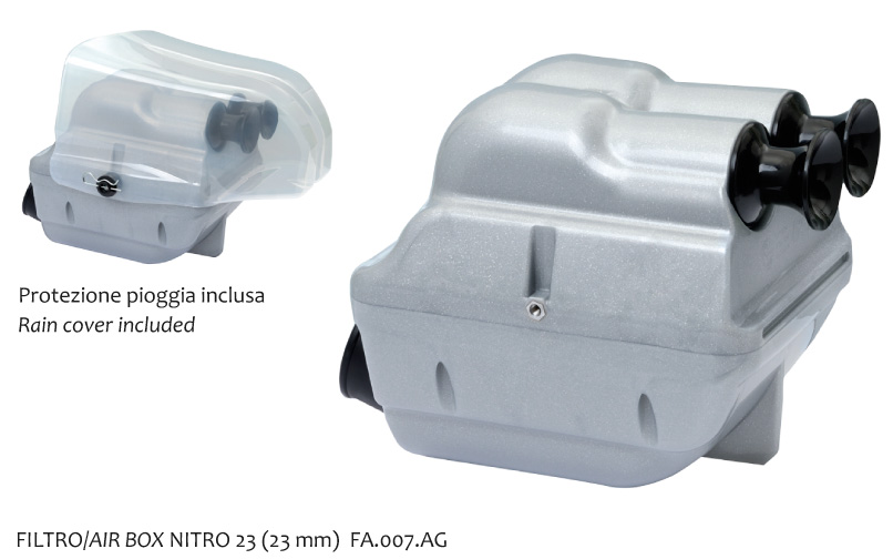 KG Nitro Air Box 23mm