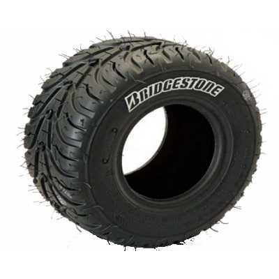 Bridgestone 6.0 YLP Rain Tire