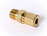 1/8 NPT Male Connector Fitting