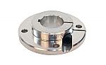"""Brake hub, 1 1/4"""", 4 bolt rotor"""