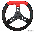 Margay Team Flat Top Steering Wheel (Cadet)
