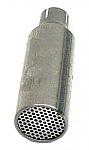 RLV 4104 Exhaust Header Silencer