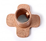 "Hilliard 3/4"" Bushing"