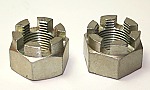 "Axle nuts for 1"" stepped axle (Pair)"