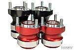 30mm Wheel Hubs