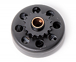 Hilliard Flame Racing Clutch (Briggs)