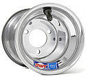 "Metric Hub Mount, 5"" x 5.125"" (Polished)"